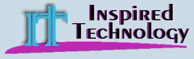 Inspired Technology web design & Hosting